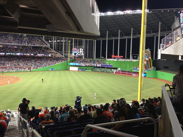 Opening Night - Marlins Park (13)