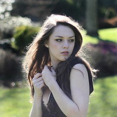 pale & colour (unexpectedtales) Tags: woman beautiful face fashion women pretty tales stunning unexpected unexpectedtales imogenx