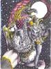 Nightmare_8.5x11_2010sm (LouisBraquet) Tags: original art pen ink sketch drawing originalart surrealism dream surreal fantasy surrealist dreamlike mythology unconscious penandink jungian freudian hallucinogenic psychoanalysis fantasticrealism subconscious psychoanalytical mythologicalart modernsurrealism modernsurrealist unconsciousimagery