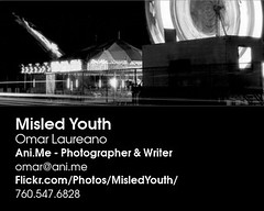 Misled Youth - Mini Business Card (MisledYouth74) Tags: