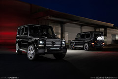 Mercedes G65 AMG and G63 AMG by Sievers Tuning (www.kaidalibor.de) Tags: auto black car monster photography mercedes hp fotografie g wand fast ps 63 bblingen kai tuning 65 amg schrank sindelfingen 730 schnell mchtig schwarze dalibor genehmigt g65 sievers g63 kaidalibor
