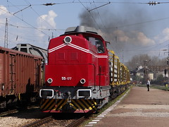 55-177 (Radler.z) Tags: railroad station train state diesel railway trains hobby line locomotive railways freight spotting bulgarian   desiro bdz   iskar