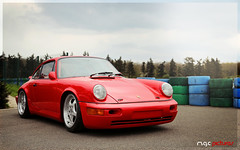Porsche 911 Carrera (type 964) (M.G.C Pictures) Tags: