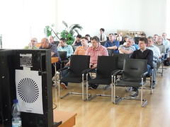 Broadcast Tour 2013 Brno (DISK TV) Tags: design pro hitachi jvc newtek blackmagic tricaster disksystems minicaster