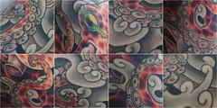 octopus tattoo (my camera is a jar) Tags: tattoo octopus nic octopustattoo