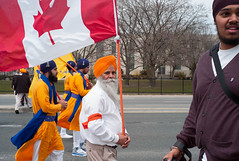 Khalsa Day Parade, Toronto 2013 (j-riviere) Tags: leica people toronto canada religion culture streetphotography parade sikh processions sikhnewyear leicam8 vaisakha khalsadayparade leica35mmf2