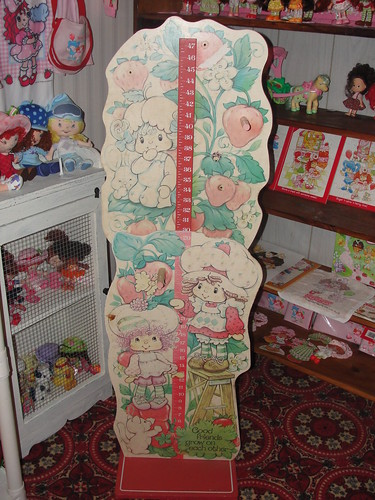 Strawberry Shrotcake growth chart