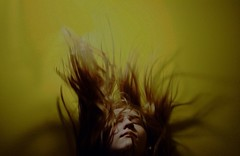 (Remy Fisher) Tags: art yellow hair photography hairflip
