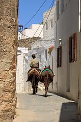 Lindos Street View (GaryC4) Tags: greece rhodes lindos