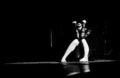 (LWaszak) Tags: blackandwhite dance solitude emotion solo lyrical