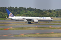 United Airlines Boeing 777-200 N212UA (ta152eagle) Tags: unitedairlines  b777200 n212ua