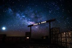 Double LL Ranch (Mitch Tillison Photography) Tags: longexposure beautiful skyscape stars photography texas dramatic nighttime photograph shamrock panhandle milkyway starscape tamron18200 starrysky mitchtillison pentaxk30 doublellranch