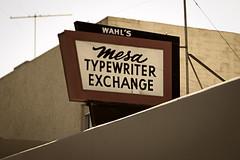 Typewriter Exchange (eph2810) Tags: life typewriter nostalgic aged past