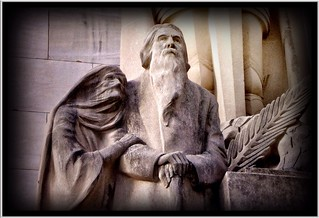 Baton Rouge Louisiana ~ State Capitol  ~  Sculpture Mourners