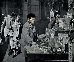 JUnk Sellers (Kollage Kid) Tags: collage junk