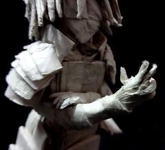 Origami - Madara Uchiha (Neelesh K) Tags: baby anime angel skull spider origami dragon faces masks lincoln batman joker daredevil wyvern uchiha neelesh madara boxpleating origamimadara