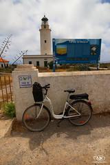 El Faro de Formentera (Kinga Nemeth) Tags: lighthouse bicycle ruta faro tour 26 may ciclismo bici mayo far formentera giro maggio mola bicicletta alquiler noleggio 40kms noleggiare