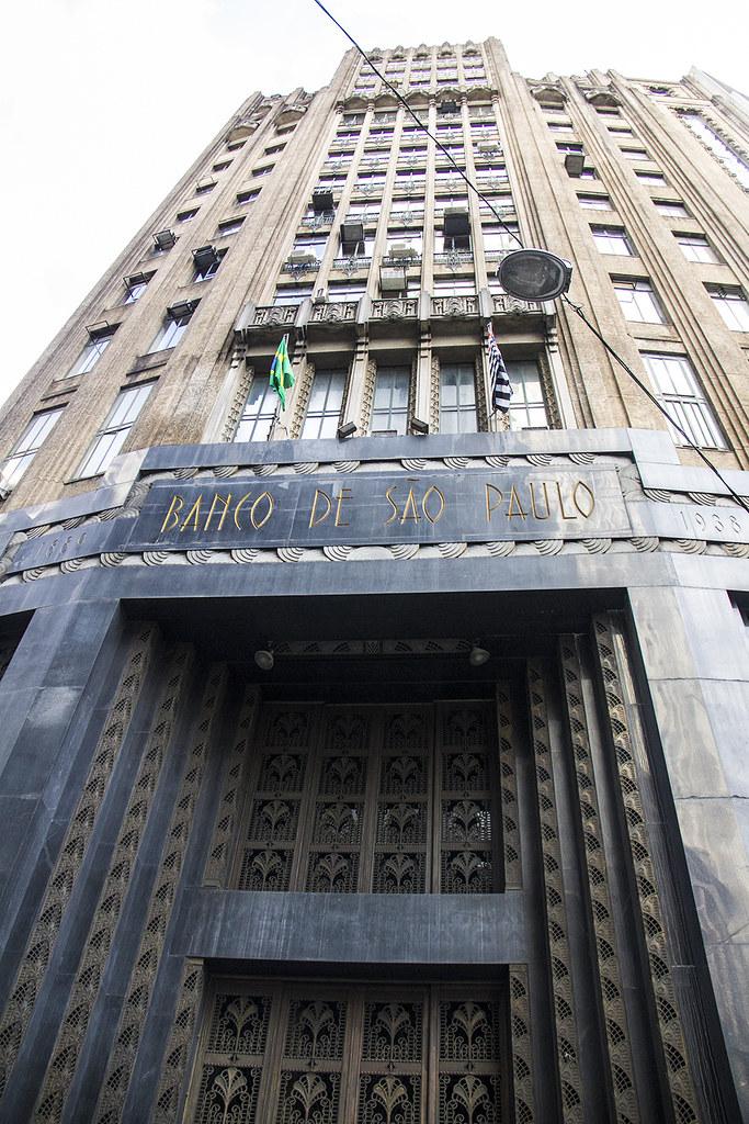 Tour Centro Histórico de São Paulo - Entrada do Banespa