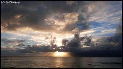HI Sunset(1) (NatePhotos) Tags: road sunset sea hawaii bay waterfall rainbow cows turtle maui hana jungle waterfalls kapalua rooster eel napili 2016 natephotos