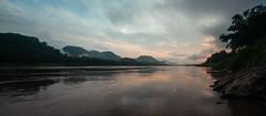 mekong river (Planetmonkeys) Tags: sunrise river asian asia south southeast laos lao mekong luangprabang luang prabang