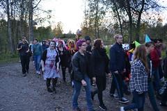 DSC_1798 (heikesakki) Tags: city suomi finland zombie walk oulu 2015 zombiewalk