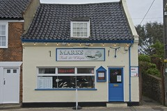 Marks Fish and Chip Shop, Southwold, Suffolk (Peter Cook UK) Tags: fish shop suffolk marks chip southwold