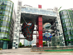 Building in Hongkou (Daniel Brennwald) Tags: china shanghai hongkou northshanghai