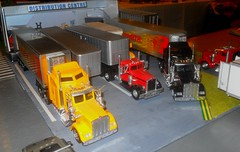 Trio de KENWORTH - 1/43 (xavnco2) Tags: france truck us model camion salon trucks picardie maquette 143 kenworth diecast amricain 2016 oise 521 modlisme w900 modlesrduits till