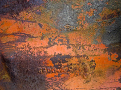 5600-A (skylinejunkie) Tags: abstract metal rust decay rusty rusted oxidation corrosion