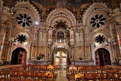 Montserrat Monastery (HDH.Lucas) Tags: spain lucas monastery montserrat