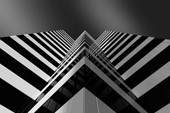 """Zebratus A"" - Architectural Fantasy #13 (josesuro) Tags: bw architecture digital stpetersburg florida 2016 afsnikkor1835mmf3545ged jaspcphotography nikond750"