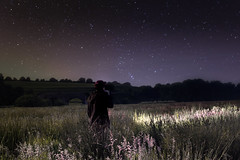 Wandering in the night. (CiaranFitzgeraldPhotography) Tags: sky nature beautiful night wonderful stars countryside magic awesome country special sensational nightsky magical starry