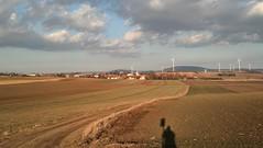Scharndorf (Günther Bayler) Tags: shadow clouds felder wolken fields schatten scharndorf flickrandroidapp:filter=none