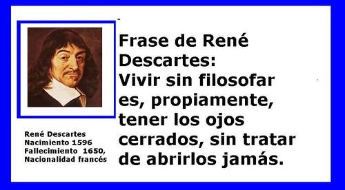 Rene Descartes Fot Frase Y Demas A Photo On Flickriver