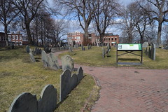 Copp's Hill Burying Ground (jpellgen) Tags: winter cemetery boston nikon massachusetts hill newengland ground 1855mm february nikkor burying freedomtrail 2012 copps d3100