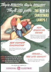 Hardware Age 1954 (JeffCarter629) Tags: generalelectric retrochristmas gechristmas gechristmaslights generalelectricchristmaslights hardwareage