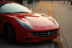 Ferrari Four (This will do) Tags: china car automobile shanghai supercar worldcars