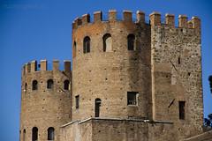 "Porta San Sebastiano • <a style=""font-size:0.8em;"" href=""http://www.flickr.com/photos/89679026@N00/6823558138/"" target=""_blank"">View on Flickr</a>"