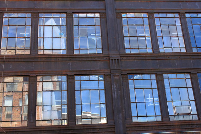 Hecla Iron Works Building