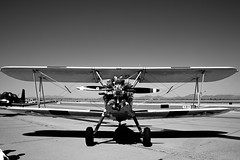 Aviation Day (drmonocle) Tags: airshow gateway openhouse kiwa aviationday phoenixmesa stearmen boweing gatewayaviationday