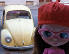 Blythe meets Beetle