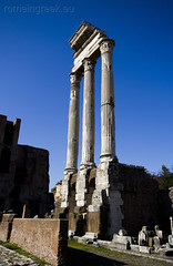 """Temple of Castor and Pollux • <a style=""""font-size:0.8em;"""" href=""""http://www.flickr.com/photos/89679026@N00/6834149972/"""" target=""""_blank"""">View on Flickr</a>"""