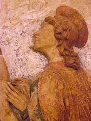 Attributed to Domenico de Paris (active in Ferrara 1467-1510), Misericordia Domini, polychromed terracotta (DeBeer) Tags: sculpture paris art saint statue christ louvre terracotta jesus stjohn relief renaissance arthistory marymagdalene basrelief saintjohn stjohntheevangelist 15thcentury renaissanceart polychromy italianstatue stmarymagdalene quattrocento italianrenaissance deparis late15thcentury saintjohntheevangelist italiansculpture saintmarymagdalene polychromed italianschool femalesaint malesaint renaissancesculpture renaissancestatue johnevangelist 15thcenturyart quattrocentosculpture quattrocentostatue quattrocentoart misericordiadomini 15thcenturystatue 15thcenturysculpture ferrareseschool domenicodeparis