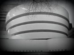 Guggenheim Museum, New York City (Wagsy Wheeler) Tags: nyc newyorkcity usa newyork museum architecture manhattan 5thavenue franklloydwright guggenheim fifthavenue uppereastside guggenheimmuseum solomonrguggenheim 1071fifthavenue