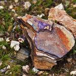 Multi-colored rock thumbnail