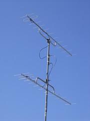 DL6WU 2x12 el. 432MHz. Yagi by 9A7PJT (T.J. Jursky) Tags: canon europe croatia antenna adriatic dalmatia hamradio omis radioamateur dl6wu 9a7pjt