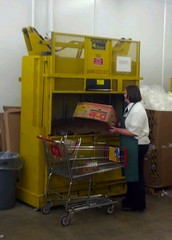 Fareway Stores Uses Harmony Balers in 100 Stores (recycleharmony) Tags: cardboard harmony grocerystore grocery recycling baler wastemanagement fareway cardboardbaler recyclingequipment wasteremoval corporaterecycling