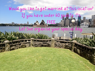 Get married at this Free Sydney location