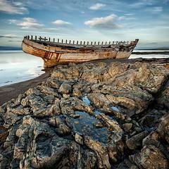 (Monika Teresa) Tags: sea nature water landscape coast iceland islandia natura sland nttra woda vatn strnd morze landslag krajobraz wybrzeze sj
