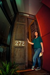 Natalie / Week 7 Theme: RULE OF THIRDS [2/12-2012 - 2/18-2012] (Luminous Portrait Photography) Tags: catchycolors candid 2012 week7 sb800 nikkor105mmfisheye strobist nikond300s 522012 52weeksthe2012edition weekoffebruary12